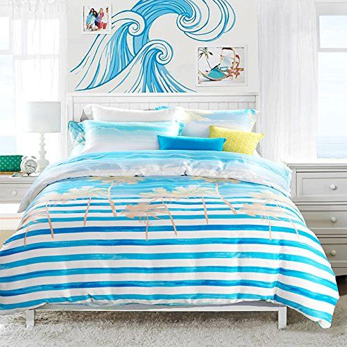 Beach Duvet Covers! HUGE LIST Of Beach Themed Duvet Covers To Complete The  Bedroom In