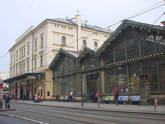 One of oldest railwaystations in town