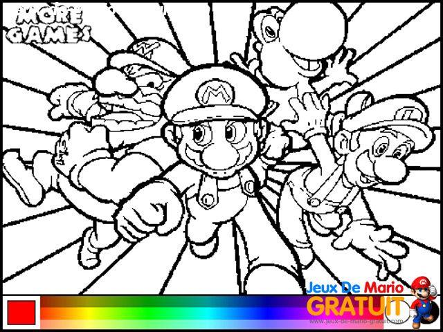 Best Jeux De Coloriage Gratuit Ideas On Pinterest