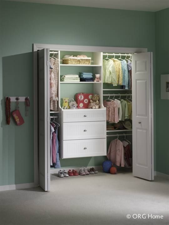 Just The Right Size For Kids   Vermont Custom Closets