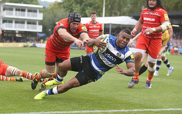 London Welsh aside, Aviva Premiership rugby is thriving. At the top of the Premiership League, Bath have become one of English rugby's power houses again!
