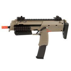 KWA H&K MP7A1 GBB FPS-390 Green Gas Airsoft SMG