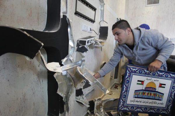 Israel hentikan paksa siaran radio Palestina
