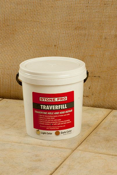 Travertine Repair Kit Lowe S : Travertine traverfill light lb products lights and