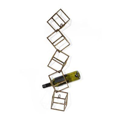 Shop Gild Design House Jarrell Wine Rack At Lowes Canada Find Our Selection Of Racks The Lowest Price Guaranteed With Match Off