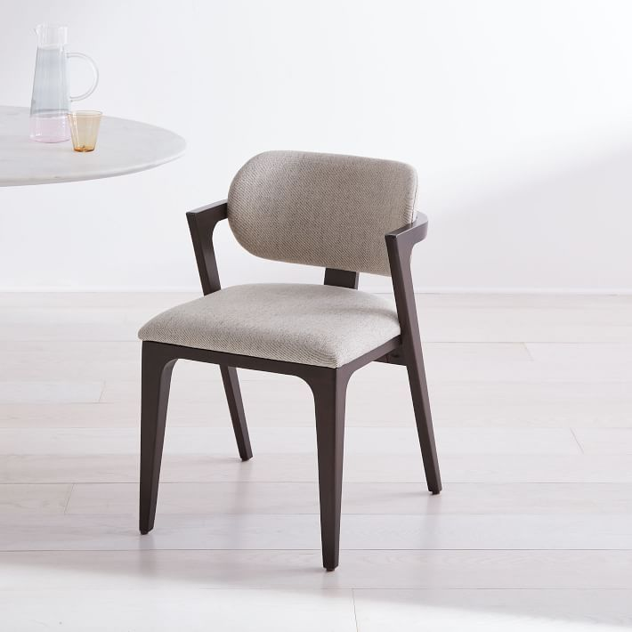 Adam Court Upholstered Dining Chair With Images Upholstered
