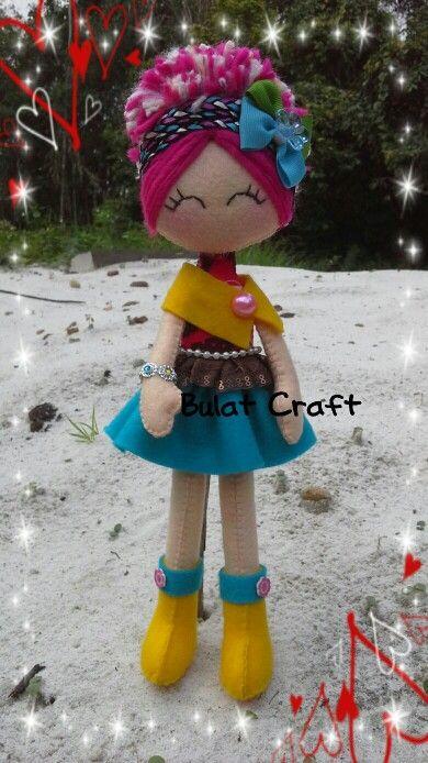 Felt doll 2