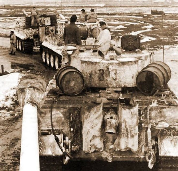 Tiger1's Eastern front