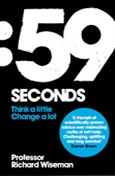 59 seconds exposes self-help myths.