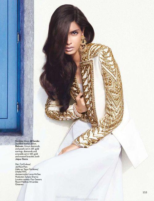 Diana Penty, Vogue india