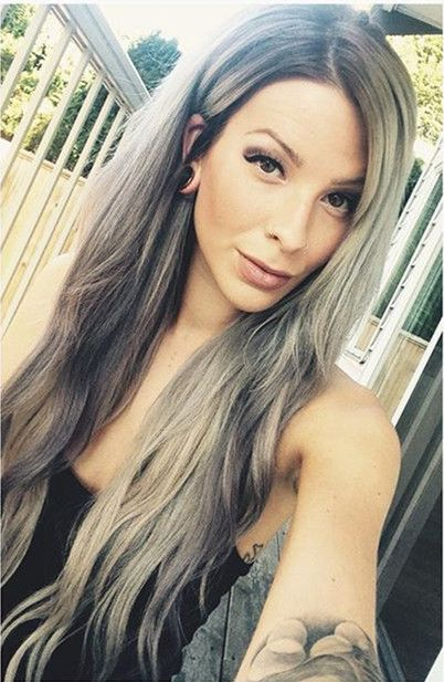 265 best hair color colored extensions images on pinterest diy dye your hair with white blonde indian remy clip in hair extensions ds613a solutioingenieria Choice Image