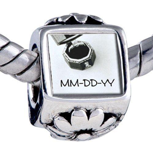 Engaement Pandora Beads