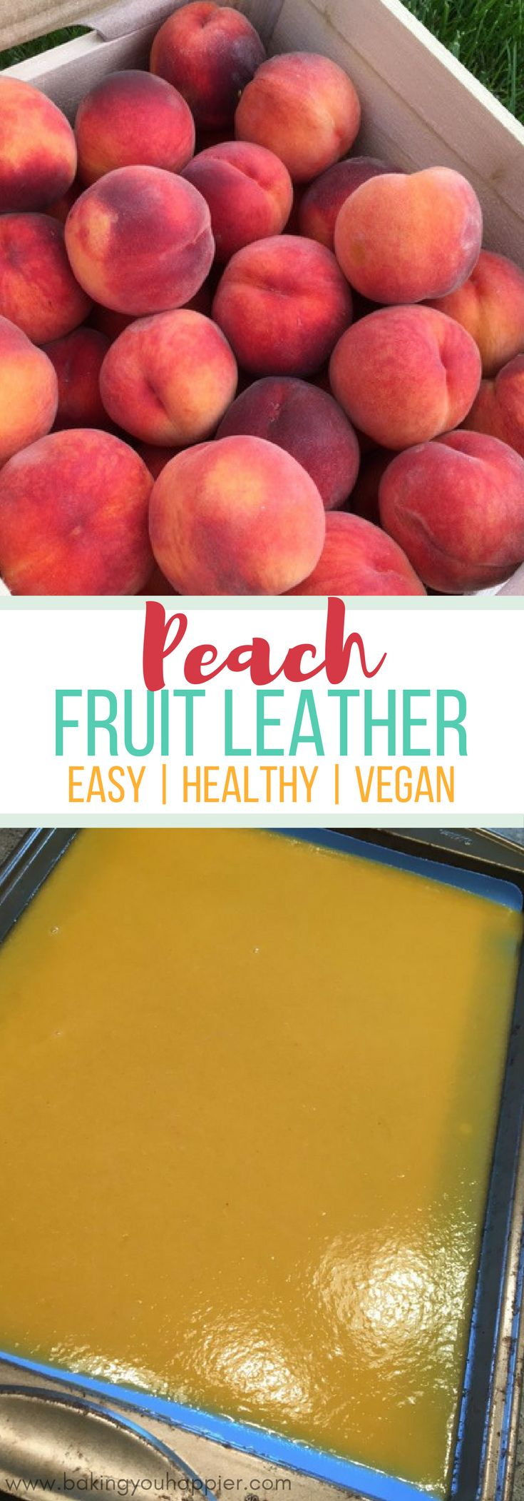 Peach Fruit Leather Recipe, adding to a growing list of healthy snacks for your family! And, ramblings to improve self-discipline.
