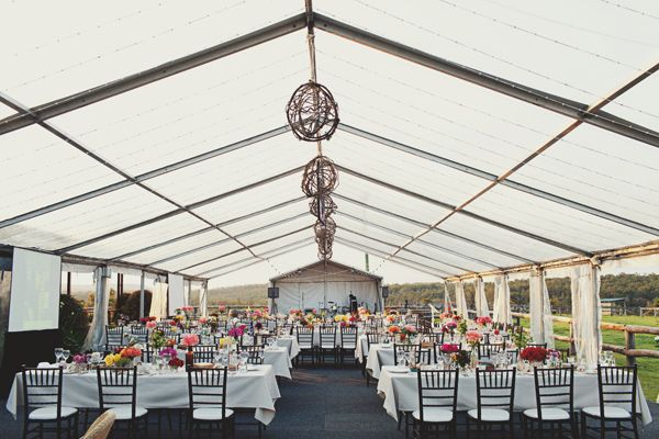 Marquee Wedding Brisbane - Spicers Hidden Vale