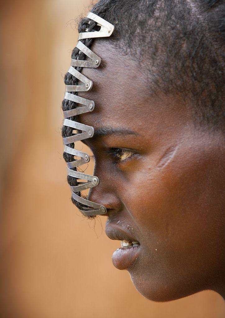 Miss Dobi, Bana tribe, Key Afer, Ethiopia