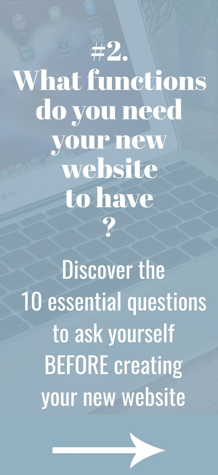 Before you start work on your new website, there are 10 essential questions you should ask yourself first. Your website is the most powerful online marketing tool for your small business - this post will help you get it right.