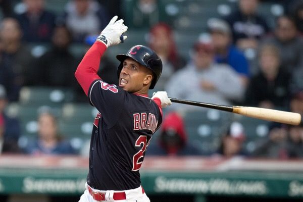 Michael Brantley exits with ankle sprain-Dr. Parekh = Michael Brantley exits with a sprained right ankle. Typically one to two weeks RTP. Pain, swelling, and…..