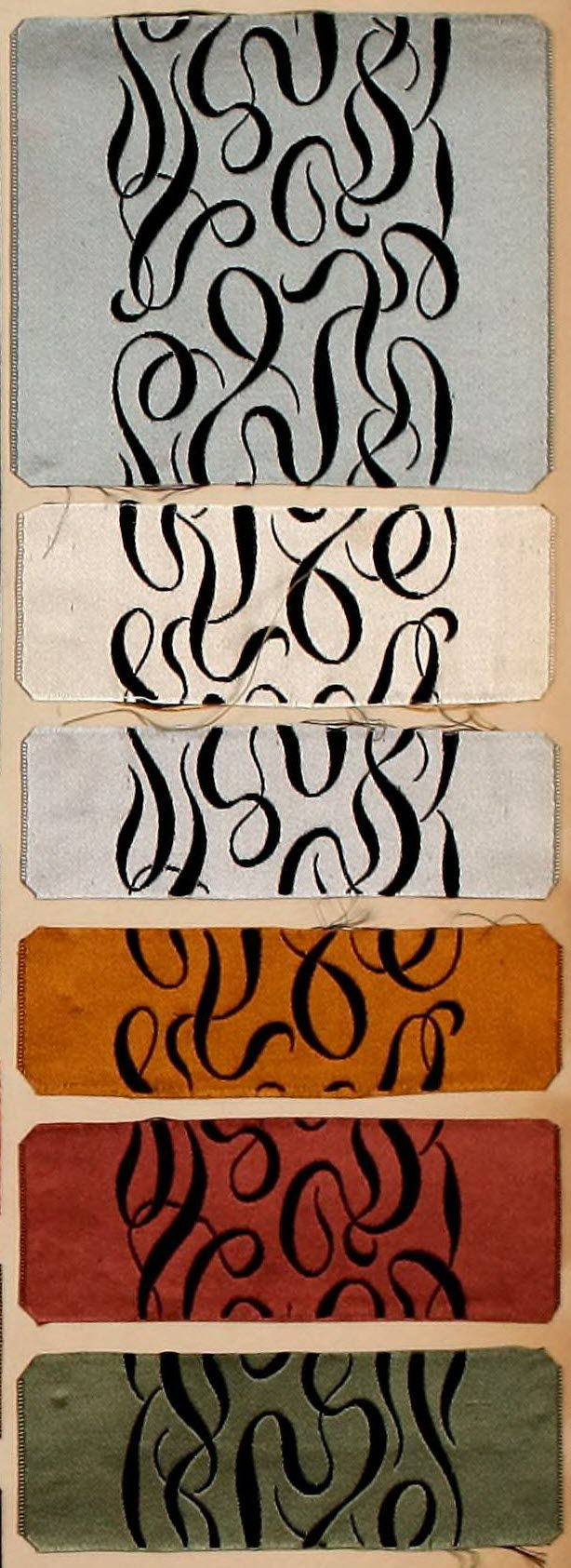 silk ribbons and trims, 1886 | Mary Ann Beinecke Decorative Art Collection. Sterling and Francine Clark Art Institute Library. http://archive.org/stream/silkribbonstrims00elem#page/n79/mode/1up