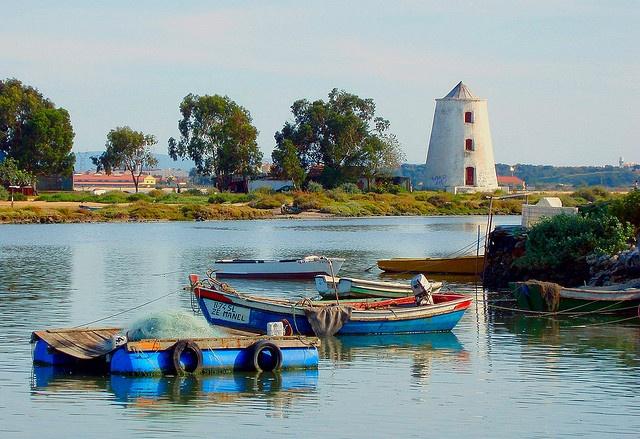 Alburrica - Barreiro, via Flickr. Mill, Moinho, Portugal