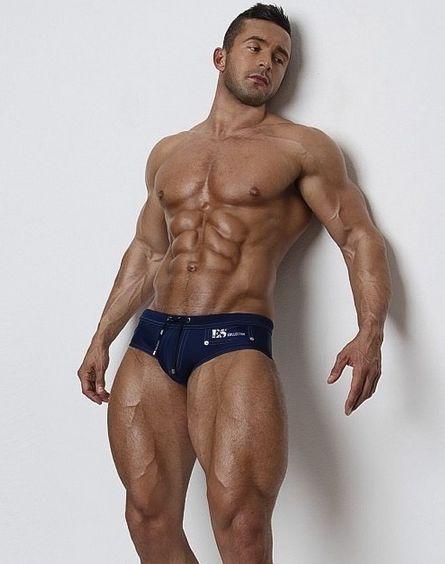 Muscles Oxyparis Underwunder Underwunder James