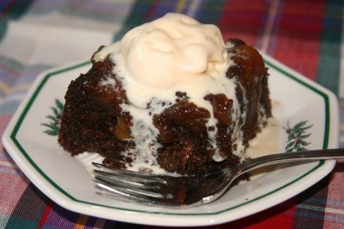 Gingerbread Apple Upside-down Cake: Desserts Recipes, Apples Upsidedown, Apples Upside Down, Sweet Treats, Upside Down Cakes, Apple Cakes, Hodgson Mills, Gingerbread Apples, Apples Cakes