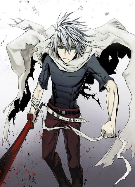 Anime Characters Are Not White : Best anime boys with white hair images on pinterest