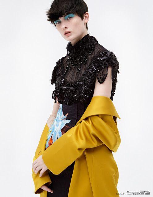Lara Mullen - Marie Claire Bélgica Maio 2017 ~ Editoriais - Revistas de Moda