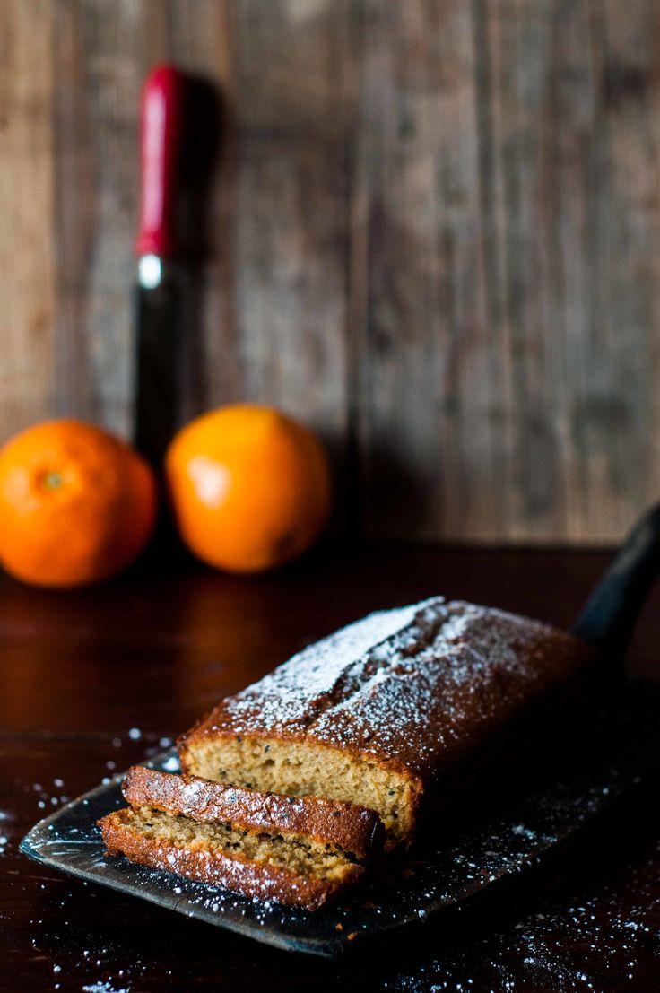 Happy, Merry, Jolly Christmas with An Orange Nigella Cake