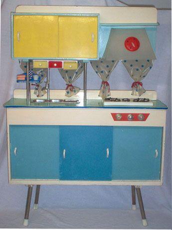 La cocinita de cuando eramos pequeñas ....