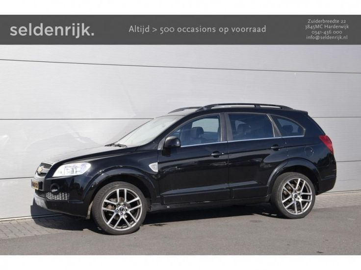 Chevrolet Captiva  Description: Chevrolet Captiva 2.0 VCDI 7-PERSOONS AUTOMAAT CLIMA CRUISE  Price: 95.29  Meer informatie
