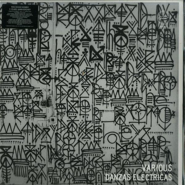 Various Artists Danzas Electricas LP