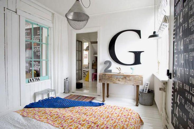 ティーン向けにデザインされたスカンジナビアデザインの部屋 : 海外のおしゃれインテリア画像のまとめ【一人暮らし・ワンルーム・狭い部屋を中心に】 - NAVER まとめ