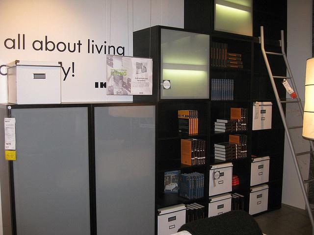 store display by cepost via flickr ikea officestore displays