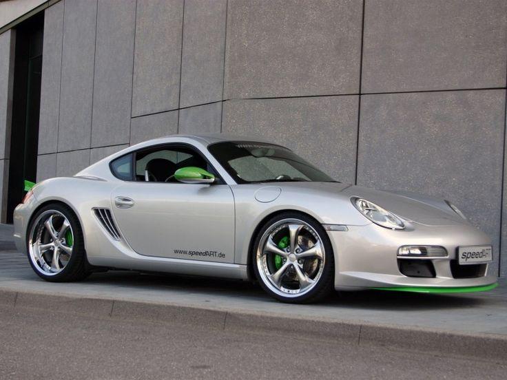 speedART Porsche Cayman S