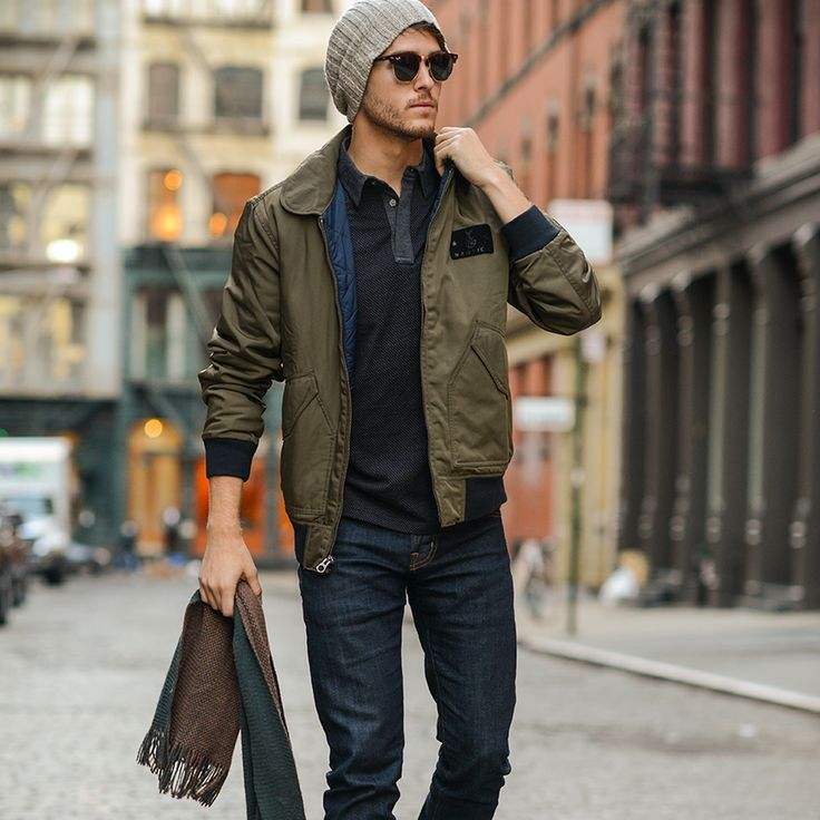 Our classic polo is the perfect layering piece for a stylish outfit, as worn by @IamGALLA
