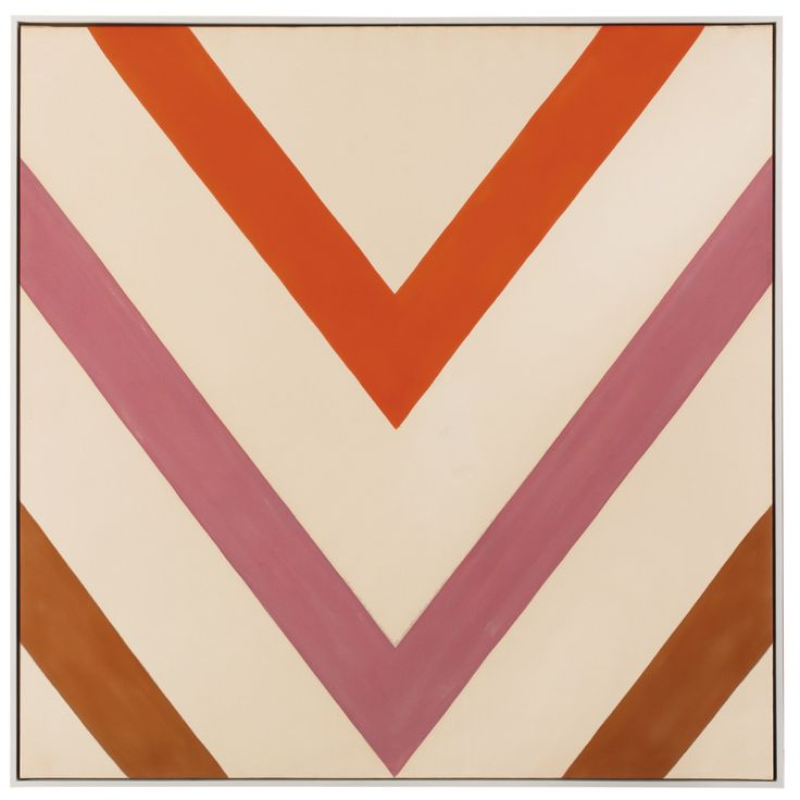 "artsyloch: "" Kenneth Noland 