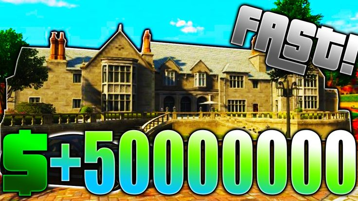 "GTA 5 Online: How To Get MONEY FAST $10000000+ Per Week! ""GTA 5 How To Make Money Fast"" (GTA 5)"