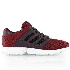 Nuove Scarpe sportive Adidas Originals ZX Flux 2 0 Uomo Borgogna nero Rosso bianco