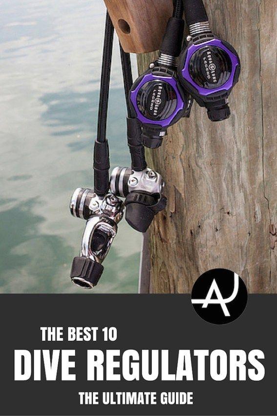 Best Scuba Diving Regulators Reviews – Scuba Diving Gear and Equipment Posts – Dive Products and Accessories