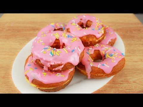 Donas glaseadas - YouTube