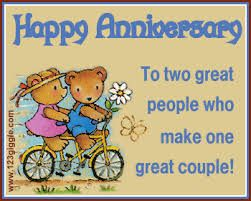 Image result for anniversary greetings for couples