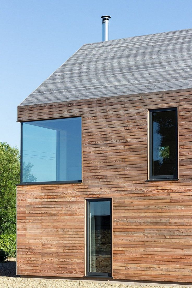 Rural Barn-Style House by MawsonKerr Architects