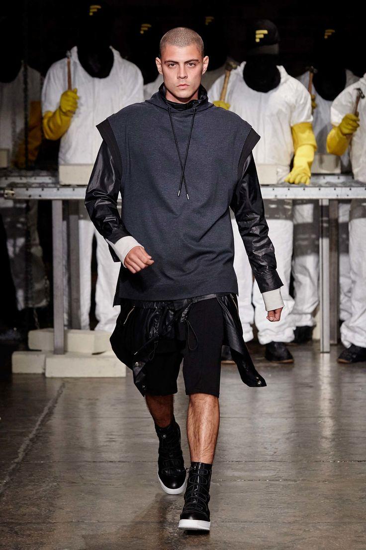 Public School Spring 2017 Ready-to-Wear Fashion Show - Micky Ayoub