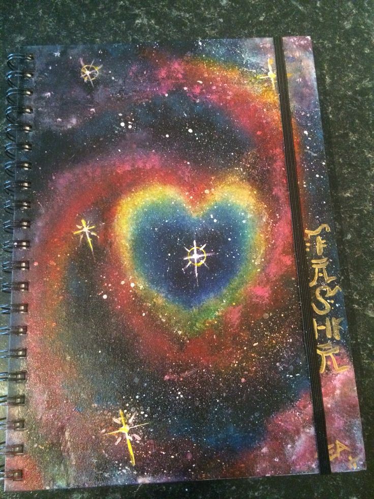 The birth of love in the space above!    #MyArt