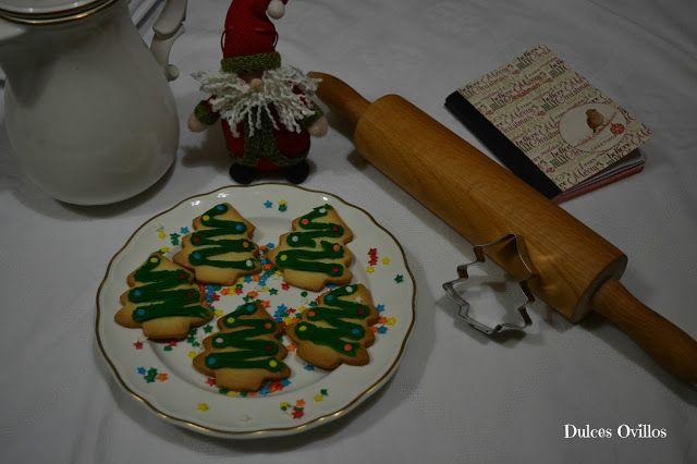 Dulces Ovillos: Galletas de Navidad - Christmas cookies
