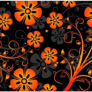 Flowers Vector Background Wallpaper | floral background vector images