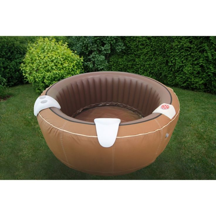 81 Best Images About Inflatable Hot Tubs On Pinterest