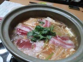 味噌じゃない!さっぱり猪鍋 by @優香 【クックパッド】 簡単おいしいみんなのレシピが278万品