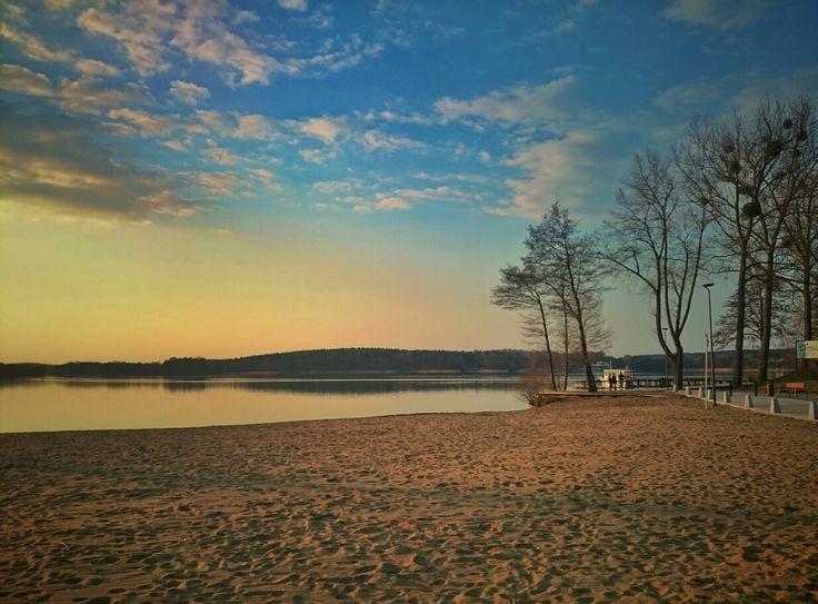 Plaża Miejska w Olsztynie