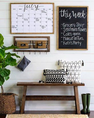 Organize your Entryway for Back to School | AllModern